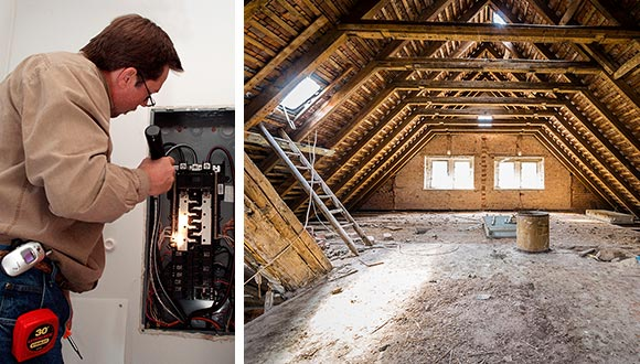 Home maintenance inspections from Verity Home Inspections